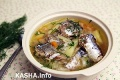 Saury Suppe